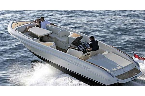 Riva Shuttle Manufacturer Provided Image: Running