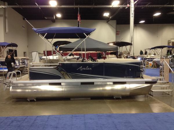 Avalon Eagle 18 Cruise