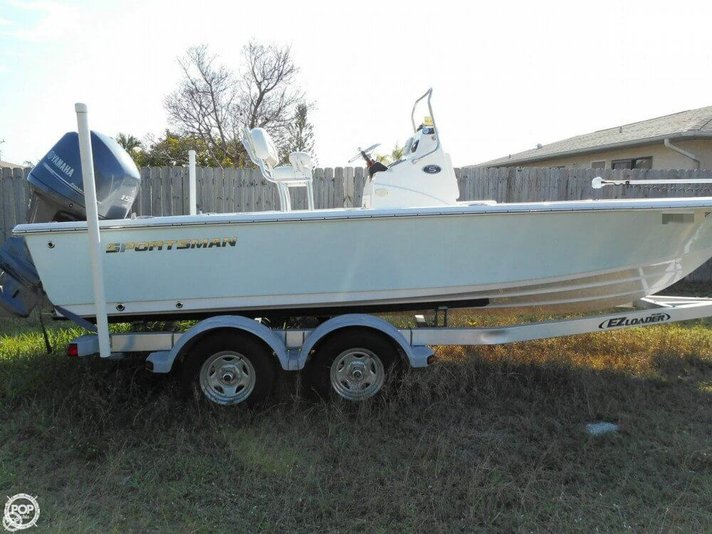 Sportsman Masters 207 2014 Sportsman Masters 207 for sale in Cape Coral, FL