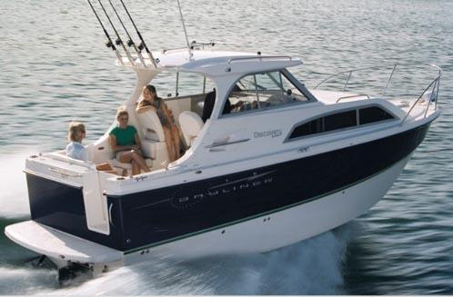 Bayliner 266 Discovery Manufacturer Provided Image