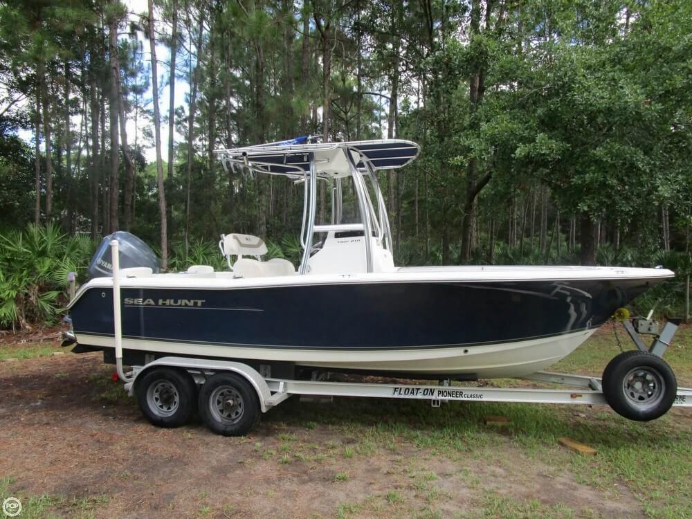 Sea Hunt Triton 210 2012 Sea Hunt Triton 210 for sale in Jacksonville, FL