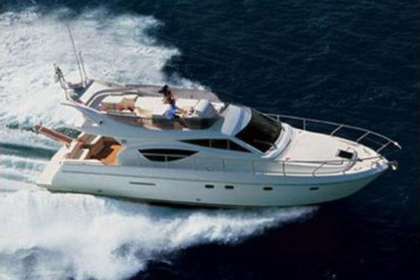 Ferretti Yachts 460 Manufacturer Provided Image