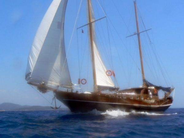 Turkish Gulet 18 Metre