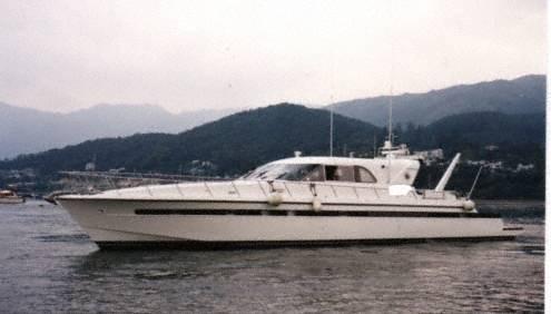Ruby 72 Motor Yacht