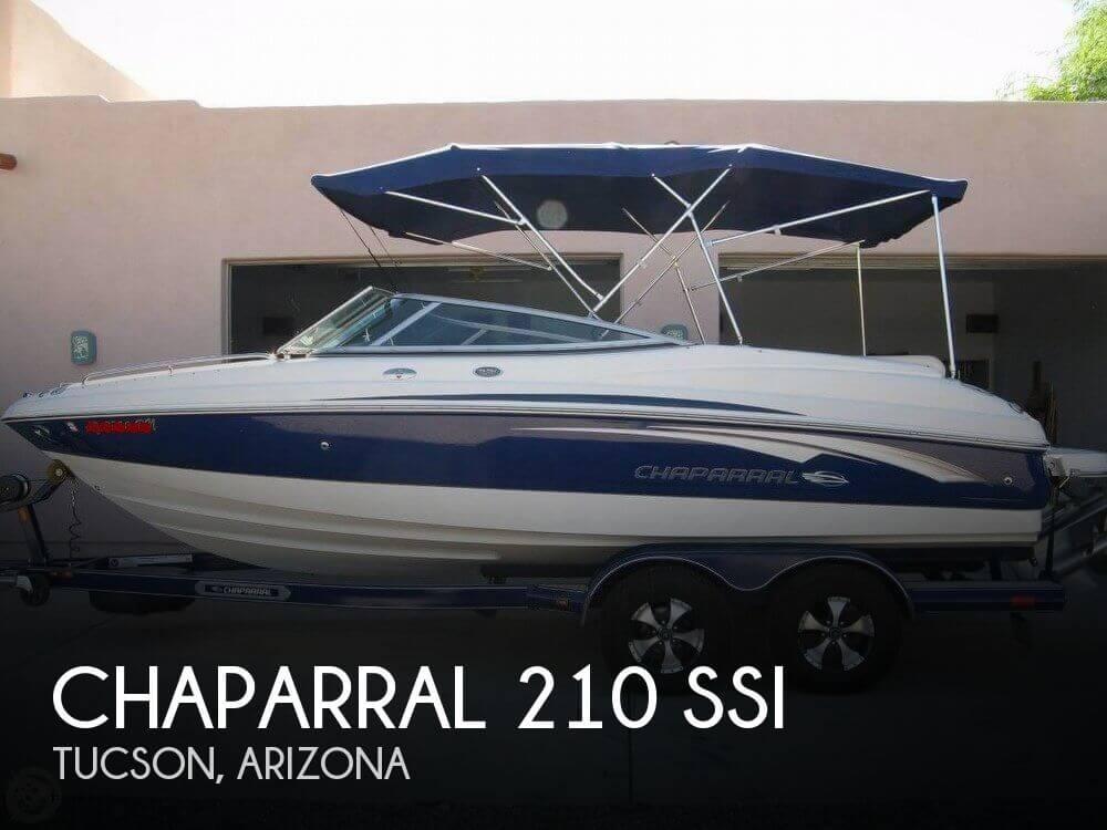 Chaparral 210 SSi 2008 Chaparral 210 SSI for sale in Tucson, AZ