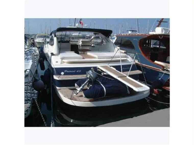 Alpa Cantieri Yachts Alpa Patriot 45