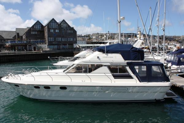 Princess 45 Port side