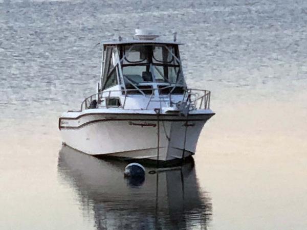 Grady-White 272 Sailfish Profile