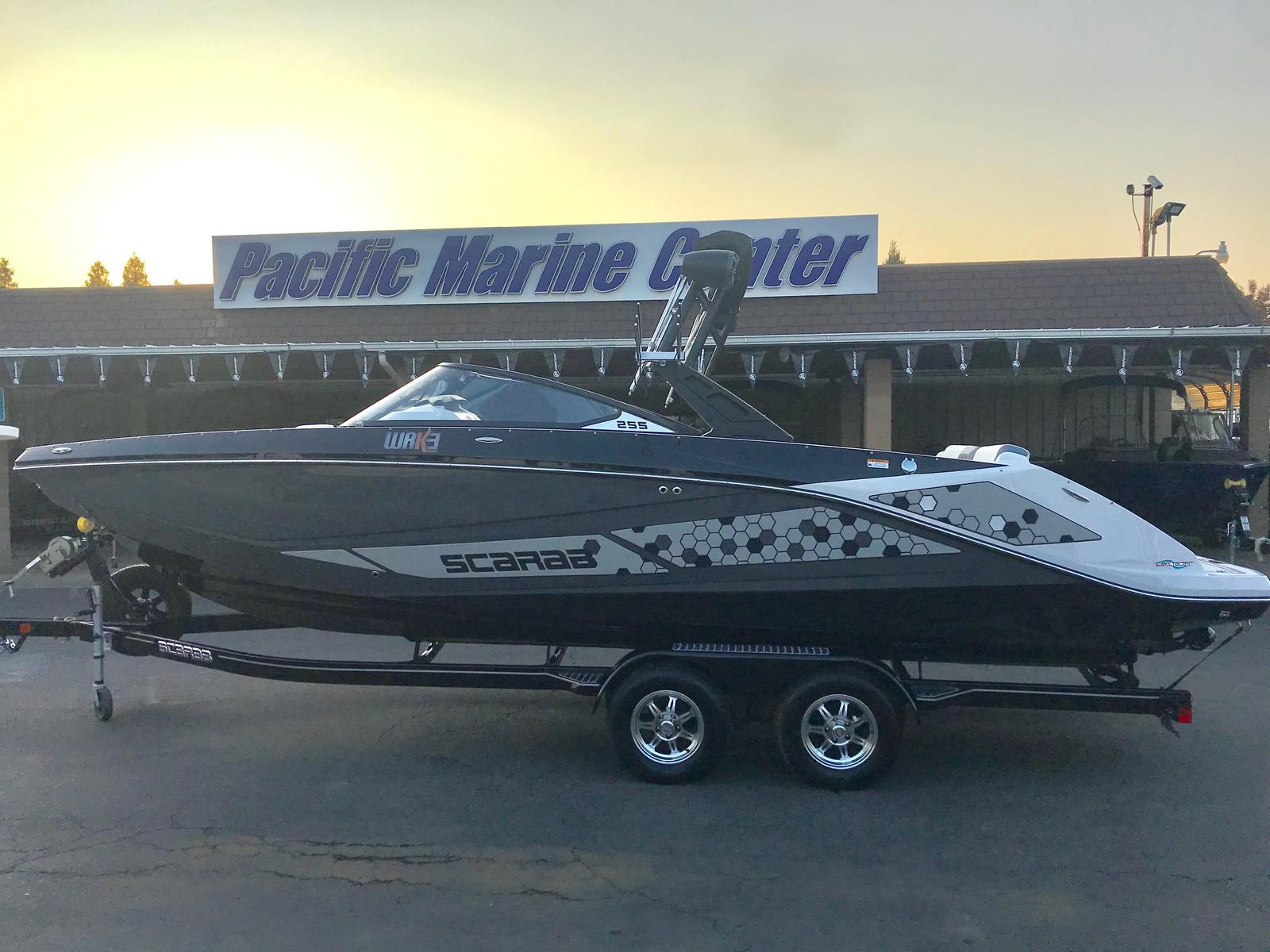 Scarab 255 ID w/ twin 250 Rotax engines - 500HP WAKE Edition