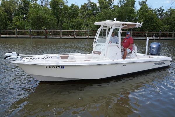Everglades 243 CC with Yamaha 300