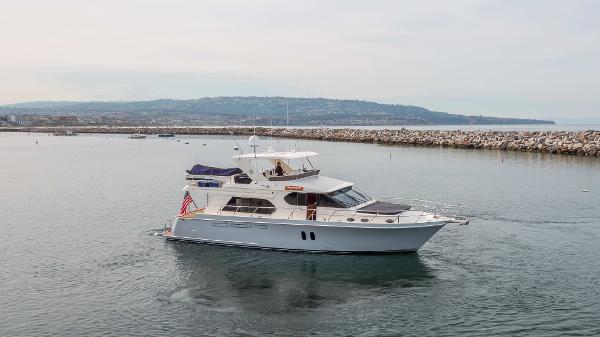 Ocean Alexander Pilothouse Motor Yacht