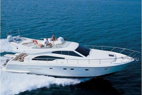 Ferretti Yachts 530 Manufacturer Provided Image