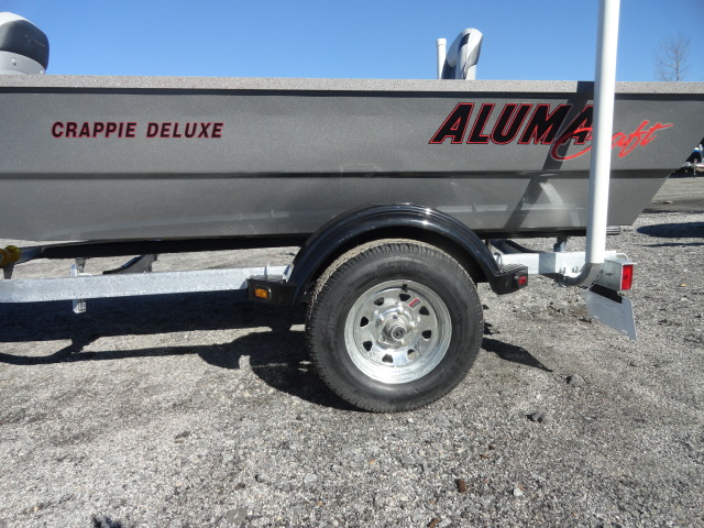 Alumacraft Crappie Deluxe
