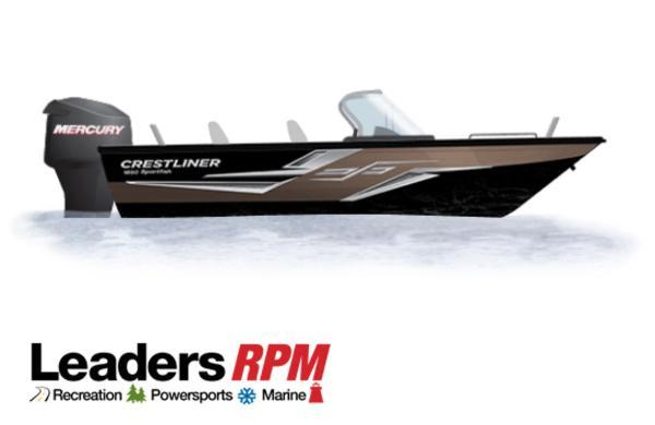 Crestliner 1850 Sportfish