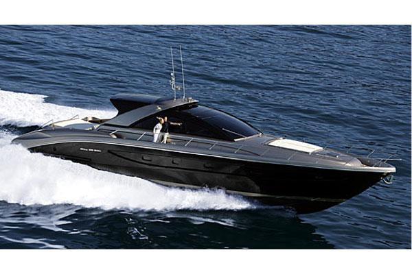 Riva 68 Ego Manufacturer Provided Image: Running