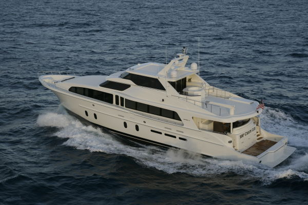 Cheoy Lee Shipyards Global Series MotorYacht Photo 1