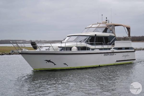 Linssen 41 SC Linssen 41 SC for sale | All Waters Yachts