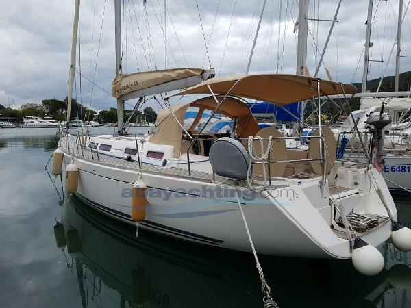 Dufour Yachts 425 Grand large Abayachting Dufour 425 GL - Grand Large 7
