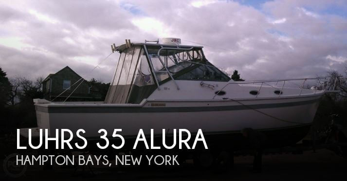 Luhrs 35 Alura 1987 Luhrs 35 Alura for sale in Hampton Bays, NY