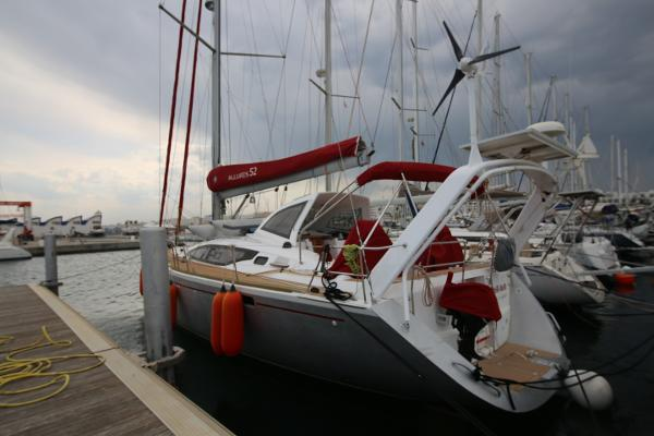 Allures yachting Allures 52