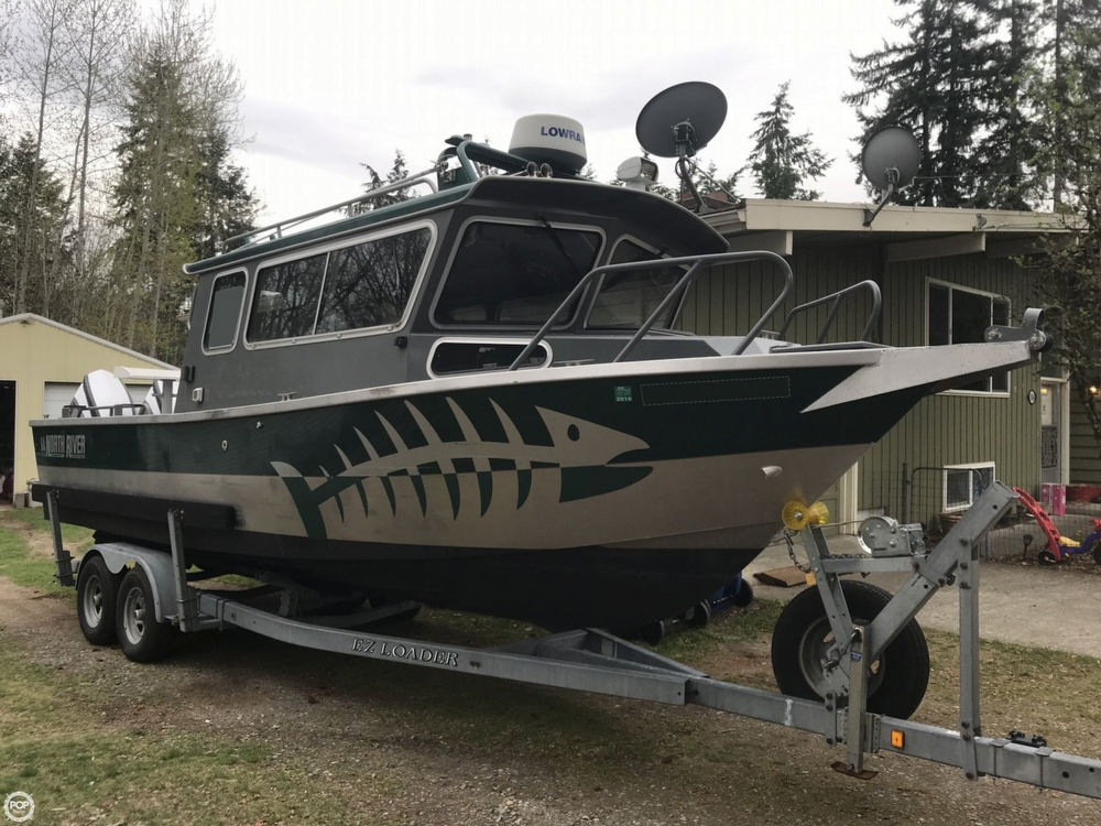 North River 26 Seahawk OS 2006 North River 26 Seahawk OS for sale in Renton, WA