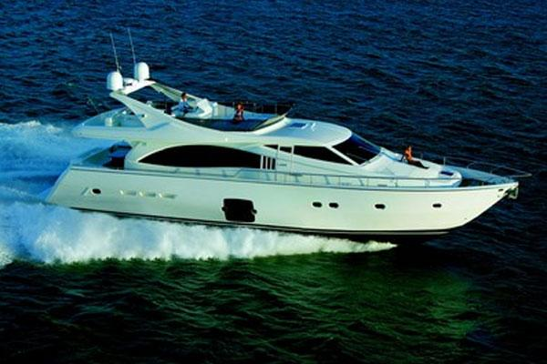 Ferretti Yachts 731 Manufacturer Provided Image