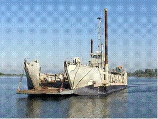 1954 119 39 x 34 39 x 5 39 ex army reserve ltu landing craft for Military landing craft for sale