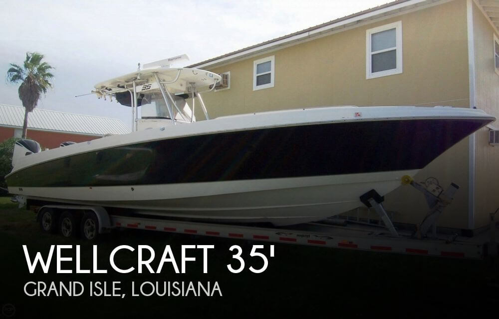 Scarab 35 Center Console 2007 Scarab 35 Center Console for sale in Grand Isle, LA