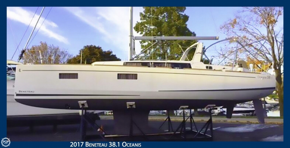 Beneteau 38.1 Oceanis 2017 Beneteau 38.1 Oceanis for sale in Lake City, MN