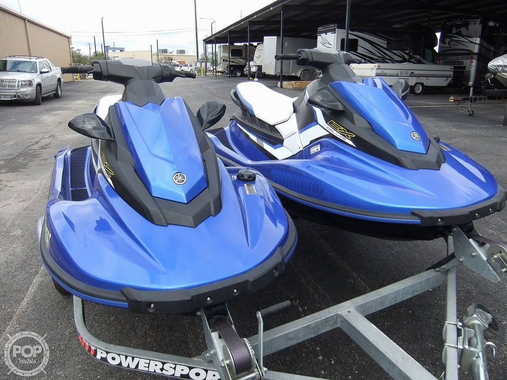 Yamaha Boats EX Deluxe Waverunners (pair) 2017 Yamaha EX Deluxe Waverunners (pair) for sale in San Antonio, TX
