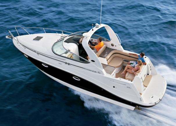Rinker 280 Express Cruiser Manufacturer Provided Image