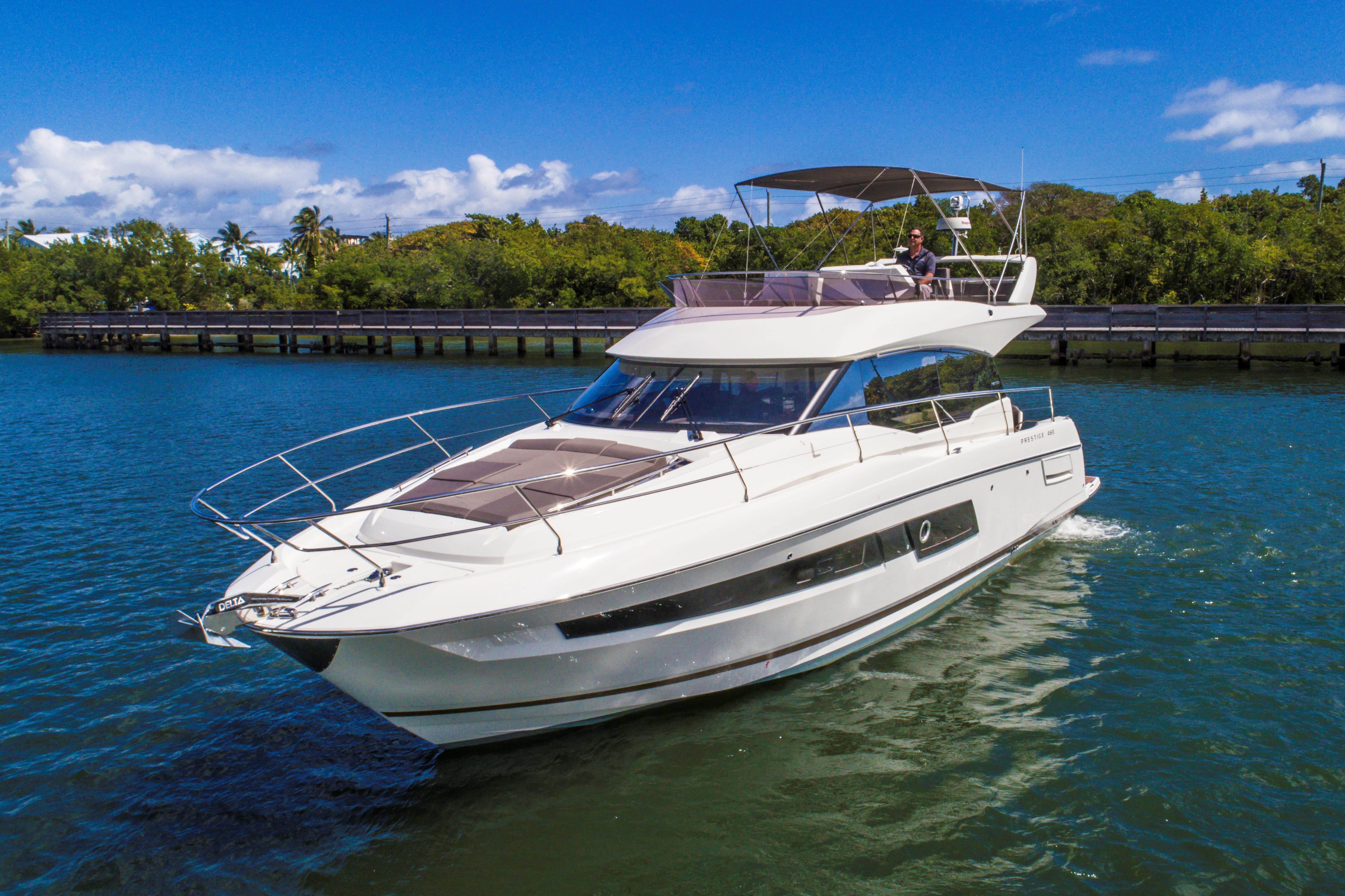 Prestige 460 Prestige 460 Yacht