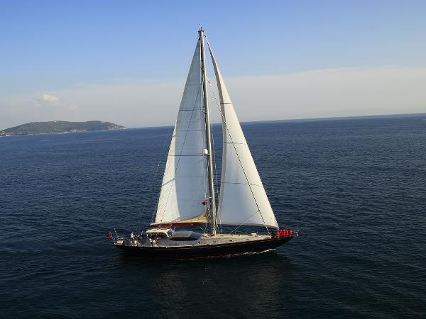 Aegean Cutter Profile Photo of 28 m Sloop