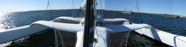 Hughes 46' Trimaran Photo 1