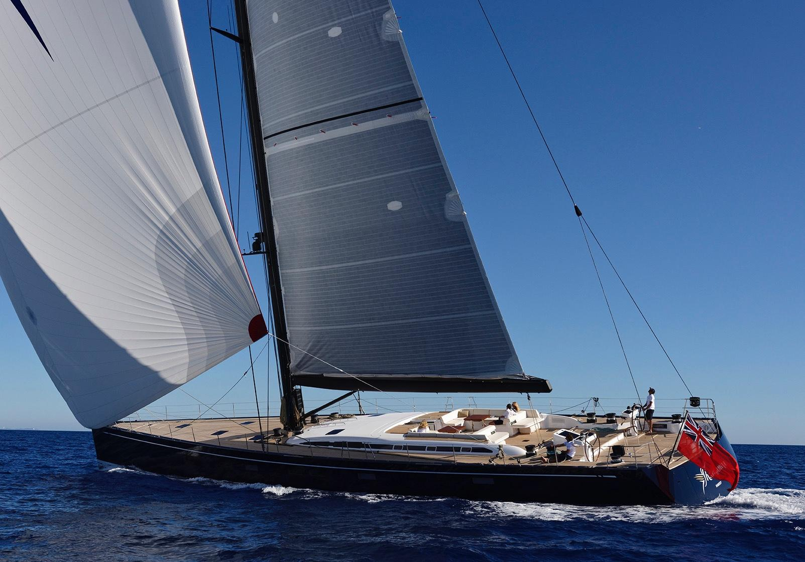 "Sail Bag 33/"" x 16/"" New Yellow Nylon mainsail spinnaker Medium Size jib"