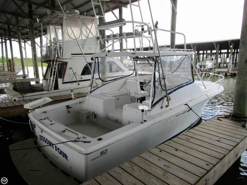 Luhrs 290 Open Sportfisher 1998 Luhrs 290 Open Sportfisher for sale in Freeport, TX