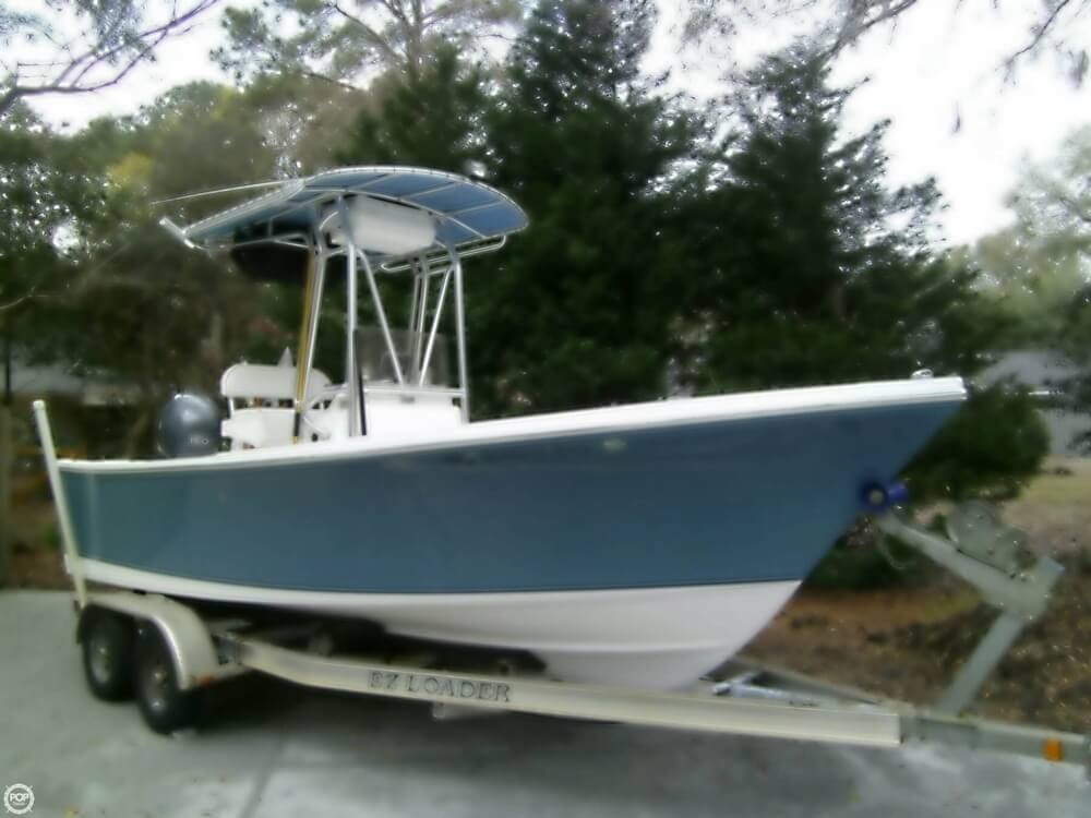 Carolina Sea Craft 208 SAVANNAH OFFSHORE 2010 Carolina Sea Craft 208 SAVANNAH OFFSHORE for sale in Beaufort, SC