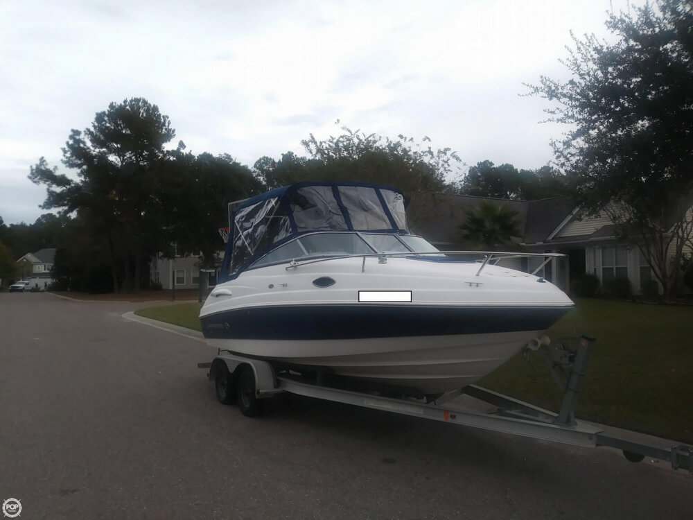 Chaparral 215 SSi 2008 Chaparral 215 SSI Cuddy Cabin for sale in Mount Pleasant, SC