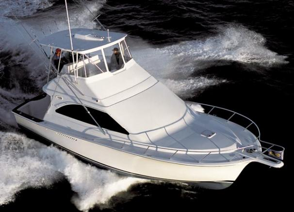 Ocean Yachts 42 Super Sport Manufacturer Provided Image