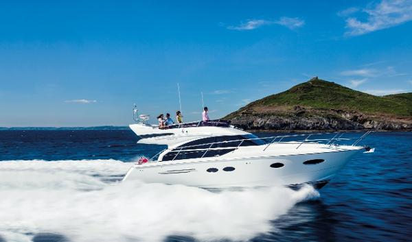 Princess American Edition 43 Flybridge