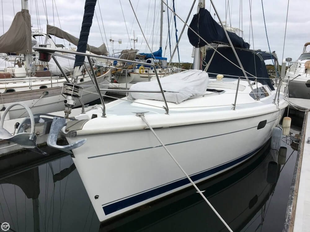 Hunter 380 2001 Hunter 380 for sale in San Mateo, CA