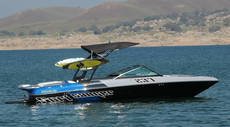 Sanger Boats V237S