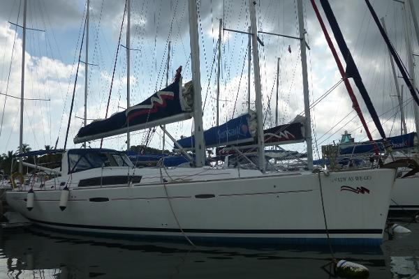 Beneteau Oceanis 50 Family Profile