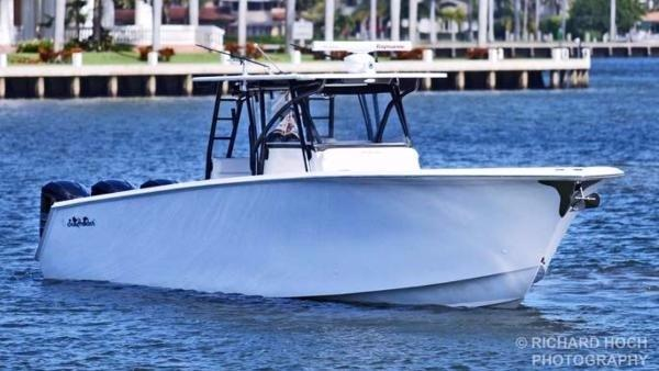 seahunter 45 Center Console