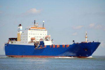 Custom RoRo Cargo Vessel