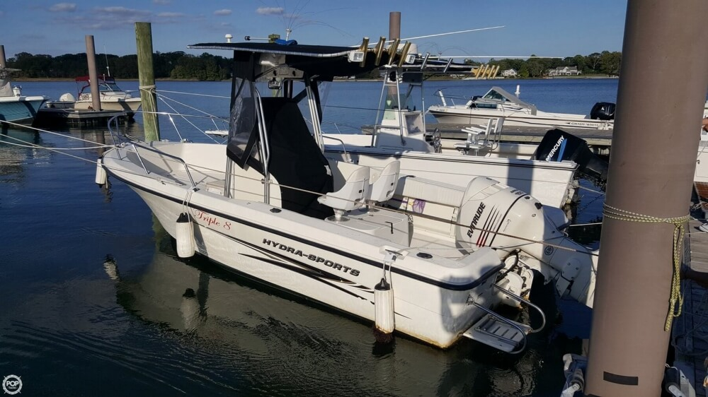 Hydra-Sports Lightning 212 2005 Hydra-Sports Lightning 212 for sale in Neptune, NJ