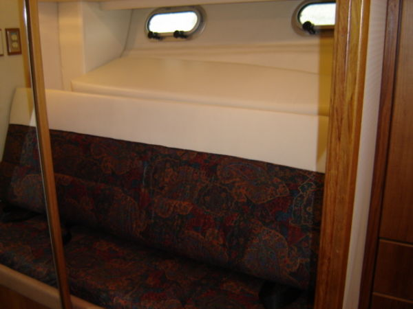 Master Cabin Settee or Bunks