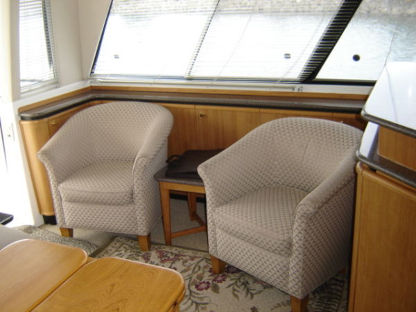 Salon Seating