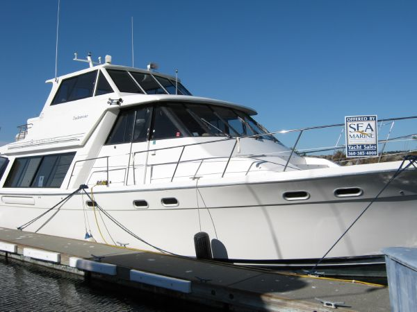 Pilothouse & Flybridge