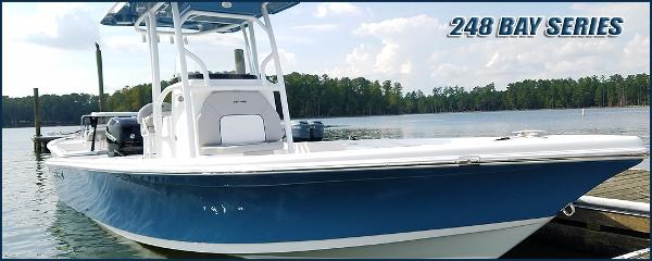 Sea-pro 248 Bay Series